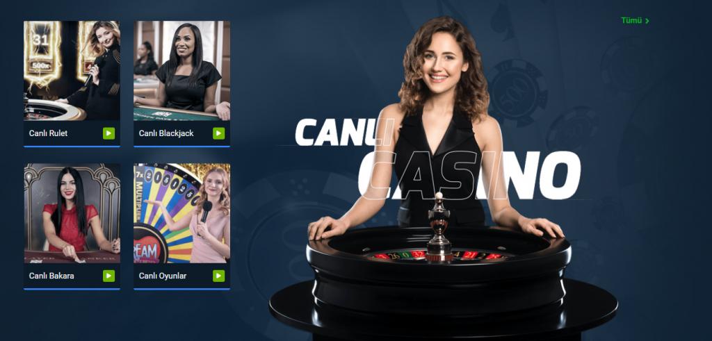 Jetbahis Yeni Canlı Casino Sitesi